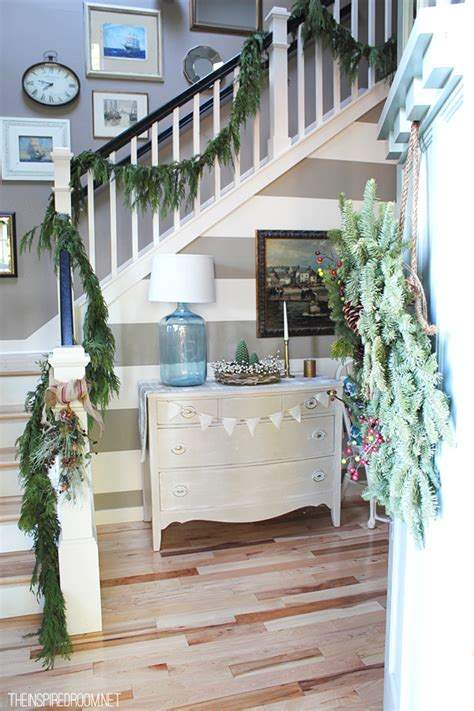 My Christmas House Tour  The Inspired Room