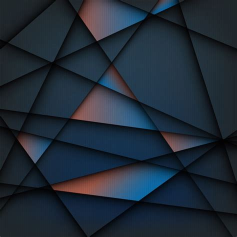 Abstract Shapes Overlapping by Layered Diagonal Abstract Background Welovesolo
