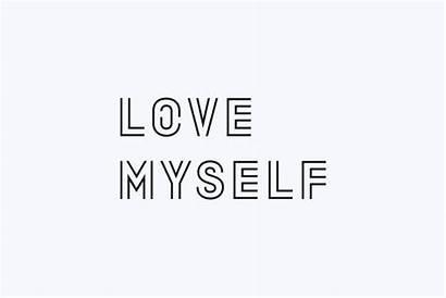 Myself Bts Yourself Lovemyself Representative Loving Introducing