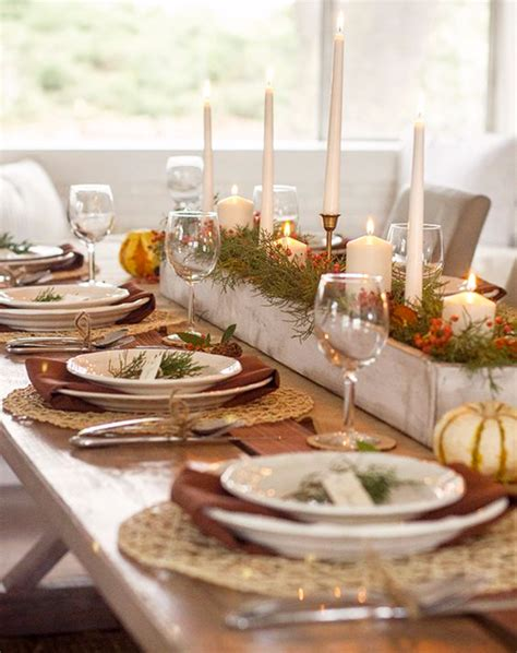 thanksgiving dinner table ideas thanksgiving table settings diy ideas for your