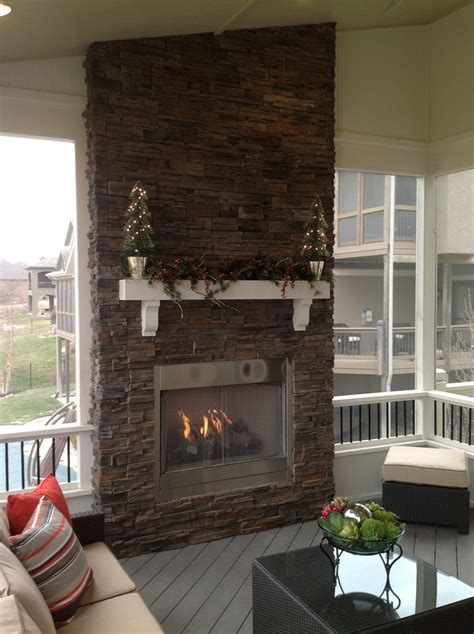 adding  outdoor fireplace important factors