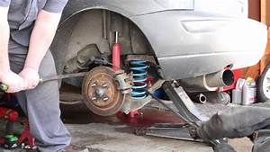 Ford Focus Rear Spring Removal