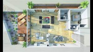 logiciel plan maison 3d my sketcher youtube With simulation construction maison 3d gratuit
