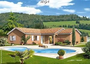 Maison Plain Pied En L : maison plain pied architecture pinterest maison ~ Melissatoandfro.com Idées de Décoration