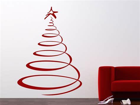 wandtattoo designer weihnachtsbaum von wandtattoo de