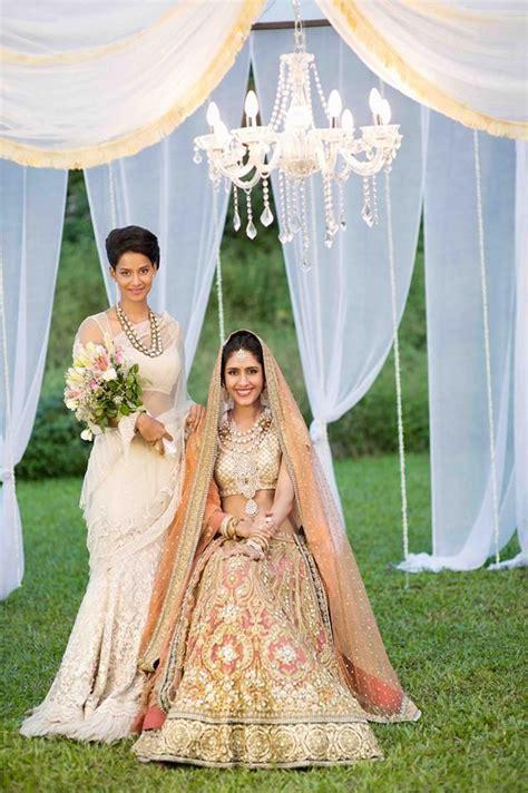 pastel indian bridal lehengas styled  bridelan