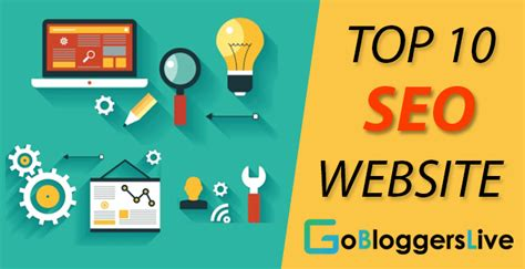 Best Seo Websites - top 10 most popular seo websites promote and lify