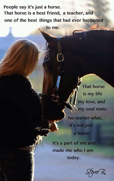 horse quotes horses cute losing friend quotesgram inspirational riding country equestrian friends quote sayings would rather want equine things equestrians