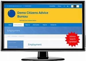 Citizens Advice Website
