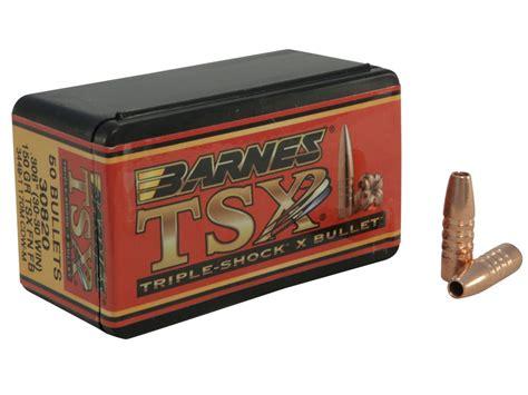 Barnes Triple-shock X (tsx) Bullets 30-30 Cal (308