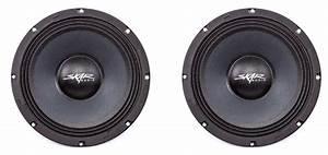 2  New Skar Audio Fsx8