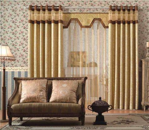 Design Of Elegant Curtains For Living Room Popular