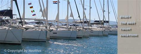Catamaran Charter Hrvatska by Yacht Charter Croatia Noleggio Croazia Kreuzfahrten