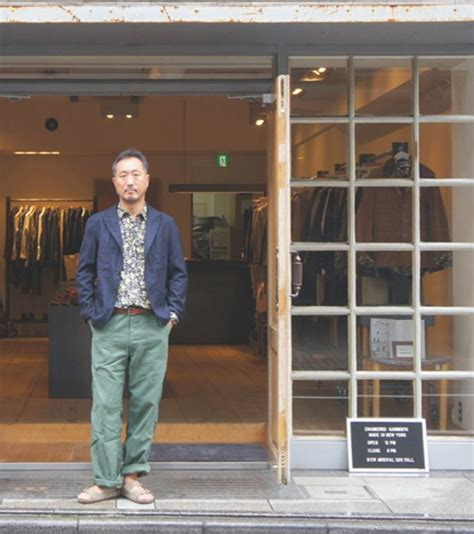 Daiki Suzuki by Daiki Suzuki Styl オフィス カジュアル チノパン メンズファッション