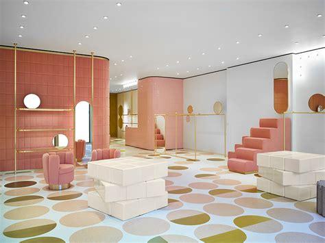 India Mahdavi Designs Redvalentino's Flagship London Store
