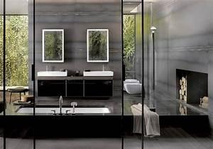 Deco Salle De Bain Gris : 15 salles de bains grises pour trouver la v tre elle d coration ~ Farleysfitness.com Idées de Décoration