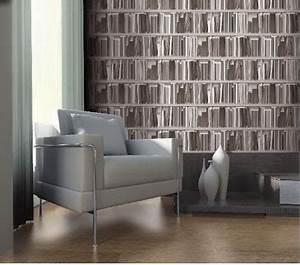 Tendance Papier Peint Couloir : tendance au papier peint original pour salon et chambre d co cool ~ Melissatoandfro.com Idées de Décoration