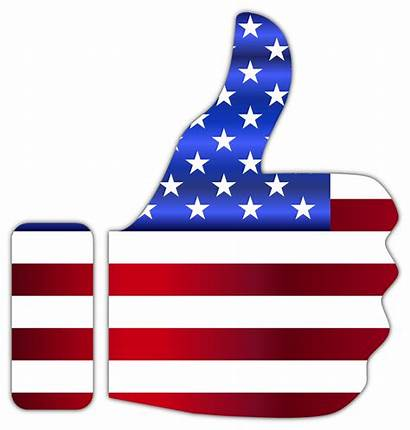 Flag American Clipart Clip Usa America Emoji
