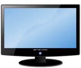 Art Clip Monitor Computer Screen