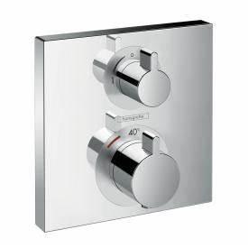 Hansgrohe Unterputz Thermostat : hansgrohe duscharmaturen und wannenarmaturen bei reuter ~ Watch28wear.com Haus und Dekorationen