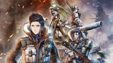 valkyria chronicles  heading  pc consoles  september