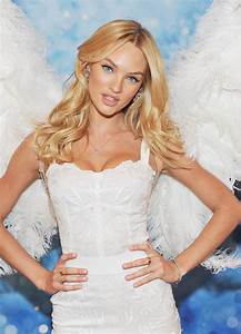Candice Swanepoel Erin Heatherton Victorias Secret Angel ...