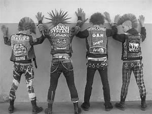 DevilInspired Gothic Punk Dresses: Street Punk Style