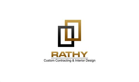 home interiors company logo maker for interior designer studio design