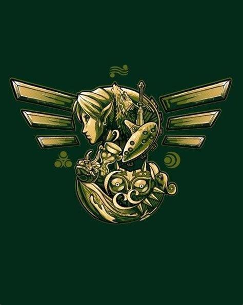 Cool Triforce Design Legend Of Zelda Tattoos Zelda