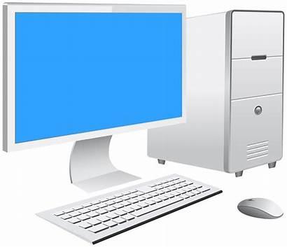 Transparent Pc Clip Clipart Computer Computers Tech