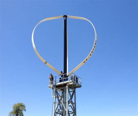 Ветрогенераторы вертикальные