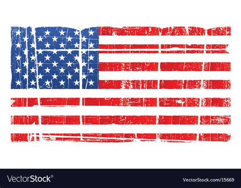 American Flag Hd Images Distressed American National Flag Royalty Free Vector Image
