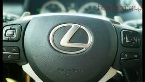 Lexus Es350 - Steering Wheel Controls Review