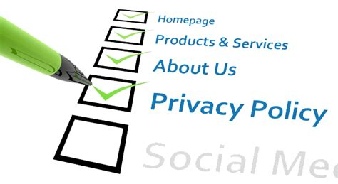 Privacy Policy Symbol Png Transparent Images