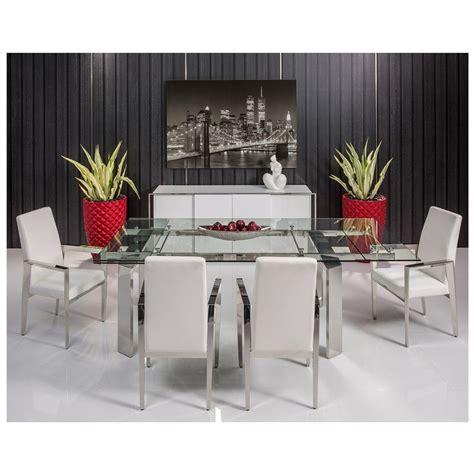 Cleo Extendable Dining Table  El Dorado Furniture