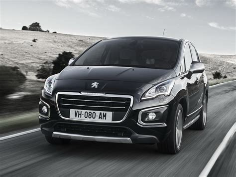 Peugeot News by Peugeot Cars News 2014 3008 3008 Hybrid4