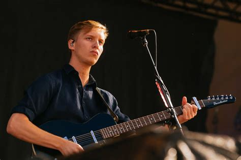 George Ezra Wants His Own Song Knocked Off