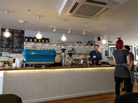 I had a true imprinting. Review - Tried and True, Putney   Bean There at coffee blog