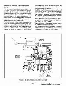 Cummins Digital Paralleling Genset Model Service Manual Pdf