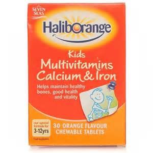 Kids Multivitamin with Iron