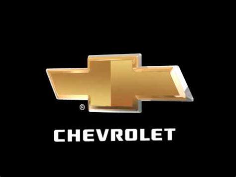 logo chevrolet 3d logo animacion 3d chevrolet 2006 youtube