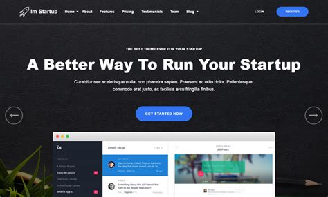 Best Landing Pages 2017 10 Best Landing Page Themes Of 2017 Modern Wp