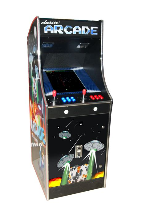 Cosmic Ii 60 In 1 Multi Game Arcade Machine Liberty Games