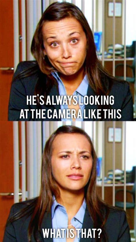 Karen And The Jim Face Theoffice Jimhalpert The Office