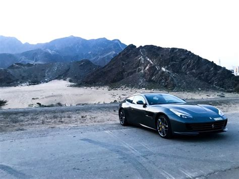 Review Gtc4lusso by 2018 Gtc4lusso T New Car Review Automiddleeast