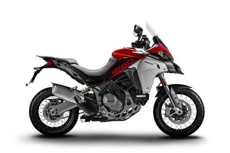 Ducati Multistrada Image by 2019 Ducati Multistrada 1260 Enduro Updated Look