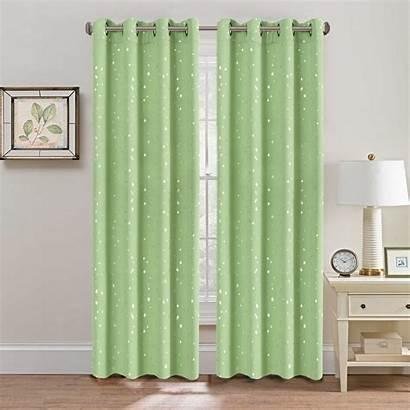 Curtains Grommet Inch Printed Panels Bedroom Versailtex