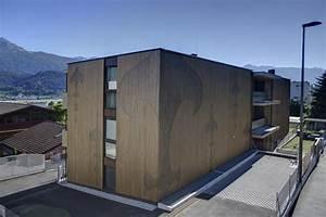 Wohnhausanlage Schafferer, Innsbruck T Holzschutz