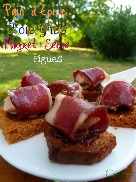 canapé au foie gras canapés magret foie gras les plaisirs de céline