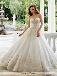 y21661 veneto sophia tolli wedding dress With wedding dress photo